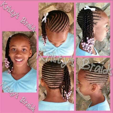 kids braid styles images  pinterest braids