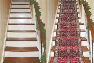 Safety Rugs by Staircase Rug Runner Installation By Nejad Rugs In Bucks