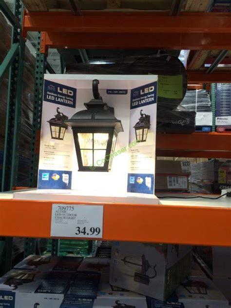costco led outdoor lights altair outdoor saving led lantern model al 2163