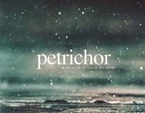 Petrichor – T... Petrichor