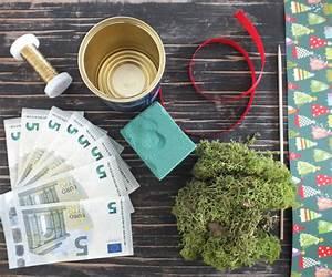 Geschenkideen Weihnachten Selber Machen : geld tannenbaum basteln zu weihnachten auf ~ Orissabook.com Haus und Dekorationen