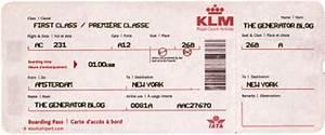 airline ticket invitation template