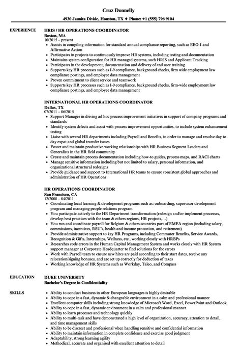 Hr Operations Coordinator Resume Samples  Velvet Jobs. Create Job Resume. Example Of Nurse Practitioner Resume. How To Organize Your Resume. Technical Support Engineer Resume Pdf. Best Resume Format Word Document. Free Resume Sample Templates. Electrical Engineer Resume Examples. Rn Resume Objective Examples