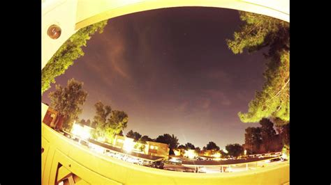 gopro hero black night time lapse test youtube