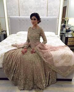 Latest Pakistani Bridal Dresses 2018 For Girls - StyleGlow.com