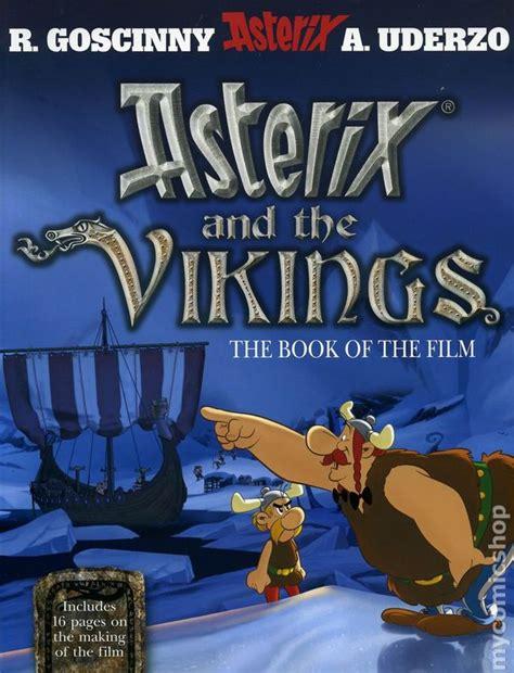 asterix   vikings book   film sc  comic books