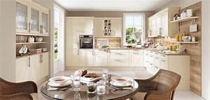 Nobilia Küchen Fronten : chalet 883 magnolia matt moderner landhaus stil nobilia k chen ~ Orissabook.com Haus und Dekorationen