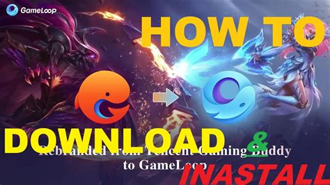 Try the latest version of gameloop 2020 for windows how to download and install tencent gaming buddy(game loop) android emulator on pc/laptop - YouTube