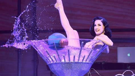 Pop review: Dita Von Teese | Times2 | The Times