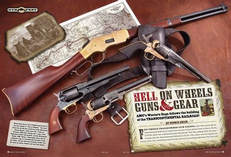 sneak peek at what s inside the guns of the west fall 2012 issue guns of the west