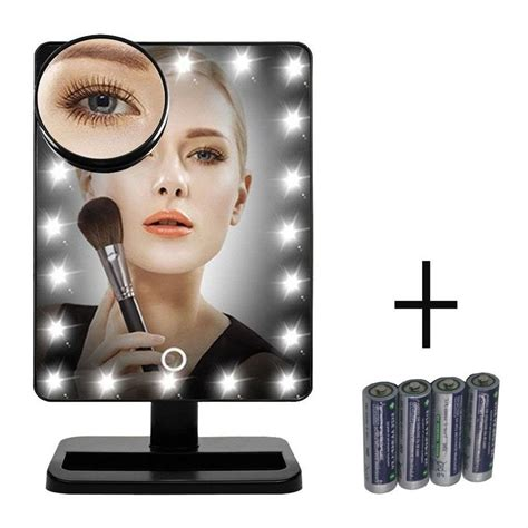 lighted makeup mirror 7 best lighted makeup mirrors reviewed top for 2017
