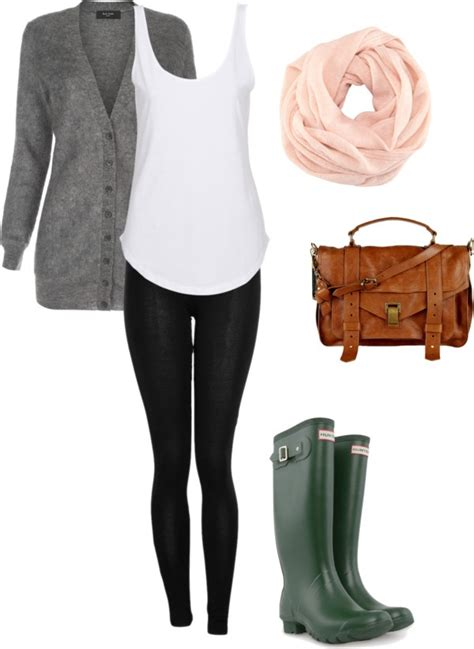 Fashion Inspiration for a Rainy Day | Amy Michelle