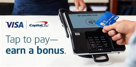 Capitalone: Earn up to $30 when you tap to pay with your ...