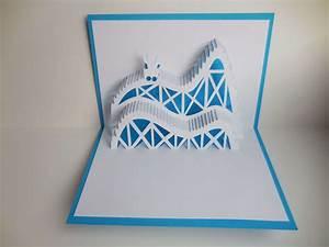 Pop Up Karte : 3d karten basteln home ideen ~ Markanthonyermac.com Haus und Dekorationen