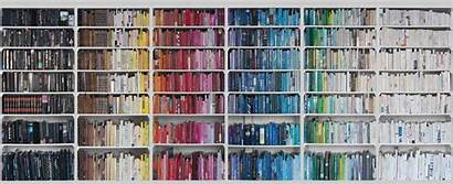 Library Colourful Wall Knowledge Perswall Books Bookshelf