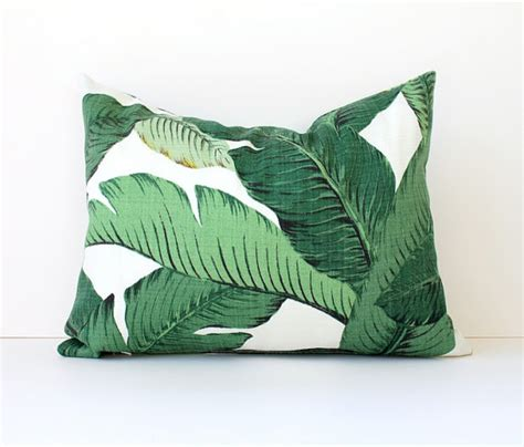 Decorative Lumbar Pillows Green by Green Floral Decorative Designer Lumbar Pillow Cover Accent