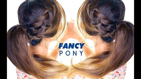Awesome French Braid Ponytail Hairstyle ★ Braid Hairstyles