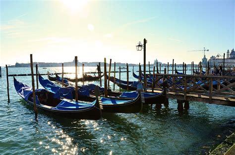 Gondolas In Venice Eyemasq