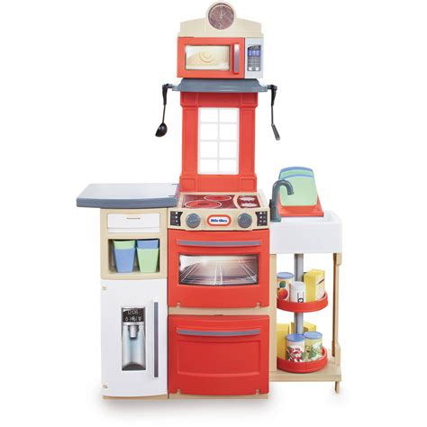 tikes cook  store play kitchen   piece