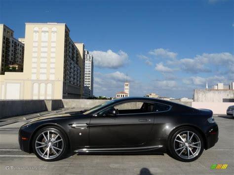 2010 Quantum Silver Aston Martin V8 Vantage Coupe