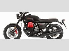 Moto Guzzi V7 III le special Carbon, Rough e Milano a