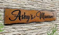 Wooden Rustic Primitive Home Decor Hanging Signs For Sale