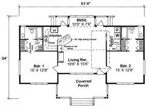 House Plans Under 1200 Sq FT
