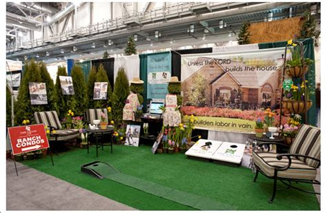 Home And Garden Show Grand Rapids by Grand Rapids Home Amp Garden Show Booth For Covenant