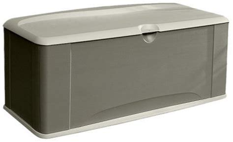 Rubbermaid Patio Series Storage Bench by Tools Store Storage Home Organization Outdoor