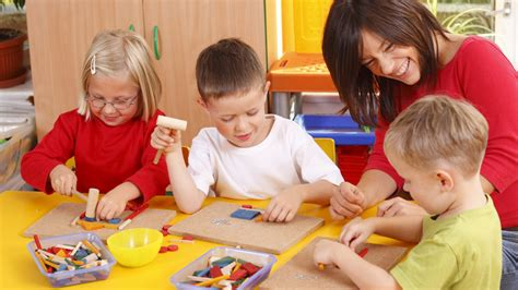 place early childhood education practice study guide