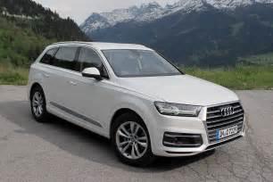 2017 Audi Q7 White