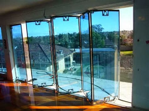new ideas folding patio doors with screens and folding