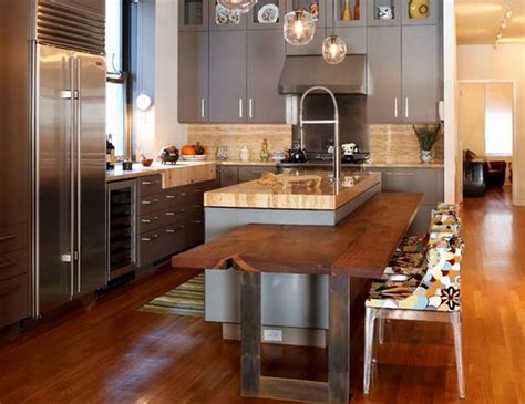 cuisine integree cuisine avec table integree 28 images cuisine avec