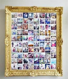 Wand Mit Fotos Gestalten : mit bilderrahmen dekorieren 50 ideen zum selbermachen bilderrahmen dekorieren bilderrahmen ~ A.2002-acura-tl-radio.info Haus und Dekorationen