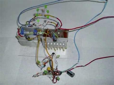Bridge Inverter With Mosfets Circuit Diagram