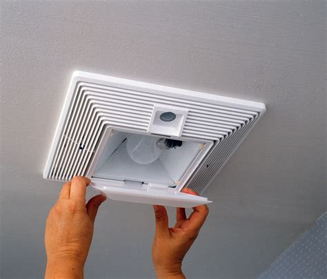 Bathroom Vent Fan With Light