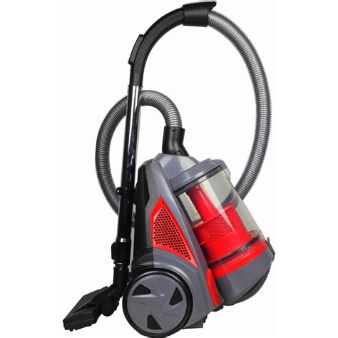 vacuum rental home depot ovente cyclonic bagless canister vacuum cleaner st2620r Hepa