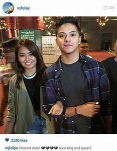 Fashion PULIS: Insta Scoop: Kathryn Bernardo and Daniel ...