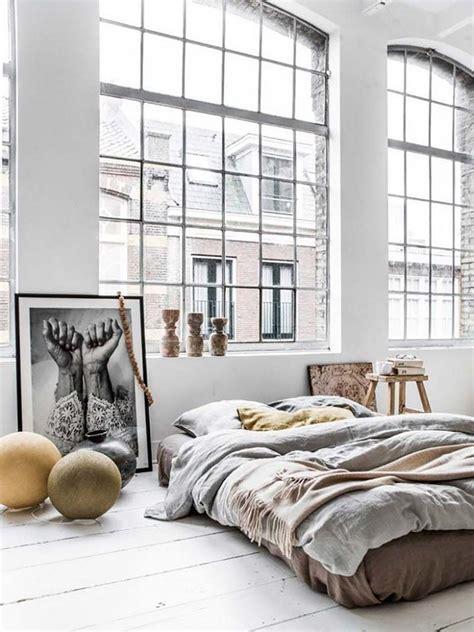chambre style atelier chambre style industriel en 36 idées de chic brut authentique