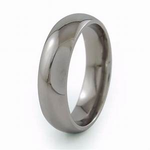 ascent men39s titanium wedding band titanium rings With titanium men wedding ring