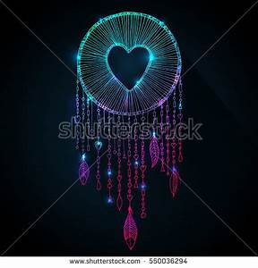 Valentines Day Design Vector Sparkling Dream Stock Vector ...