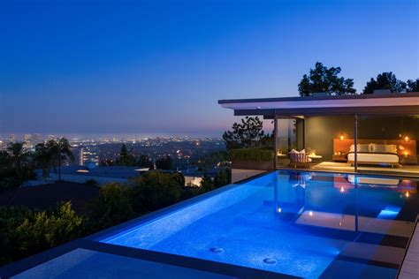 hopen place modern home  los angeles california