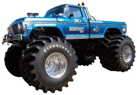 bigfoot 1 monster truck ask kenny d stevie dirt