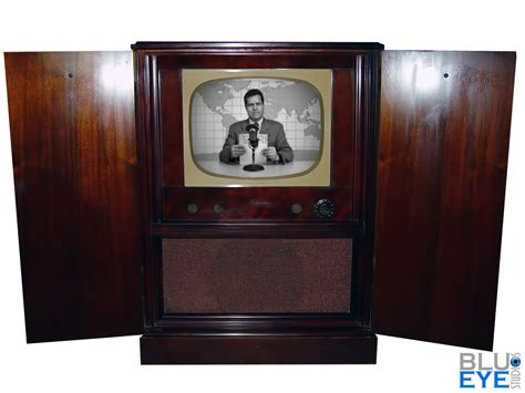 1954 Rca Victor Television Restoration