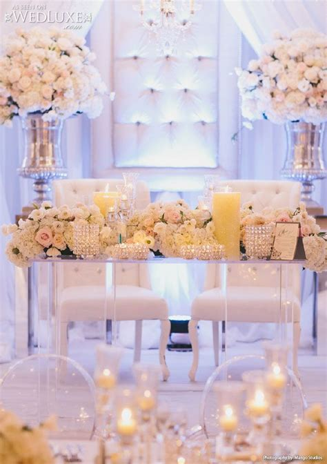 21 Sweetheart Table Ideas For Weddings Beautiful