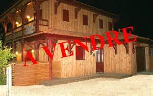 maison bois a vendre sur le bassin d arcachon ossature bois