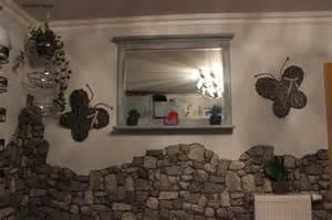 wandgestaltung mit steintapete wandgestaltung wohnzimmer steintapete my