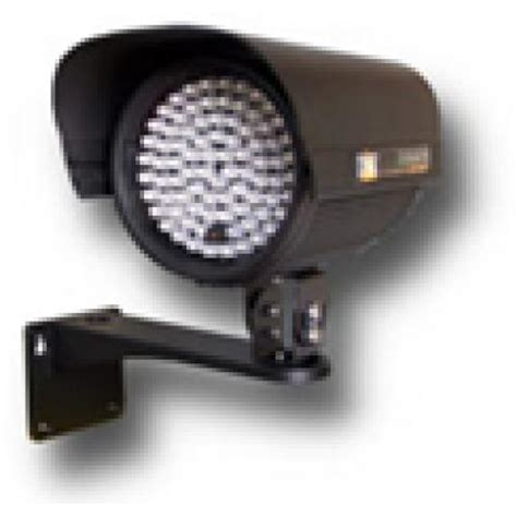 Illuminatore A Led by Illuminatore Infrarossi A Led 70 Metri