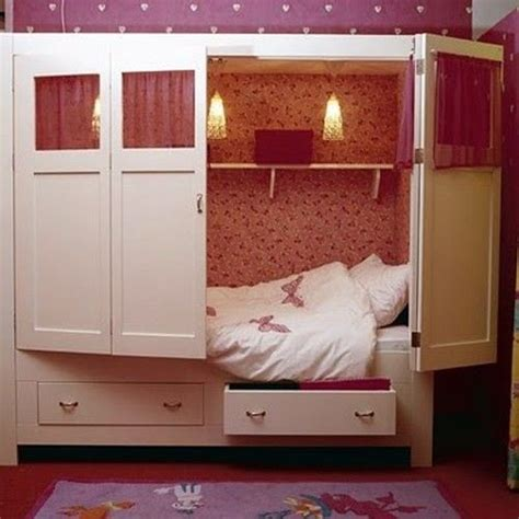 Creative Spacesaving Ideas For Small Kids' Bedrooms