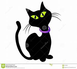 Black Cat Face Clipart - Clipart Suggest